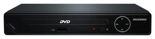 SDVD6670 Progressive Scan Compact HDMI DVD Player, 1080p Upconvert with USB Input