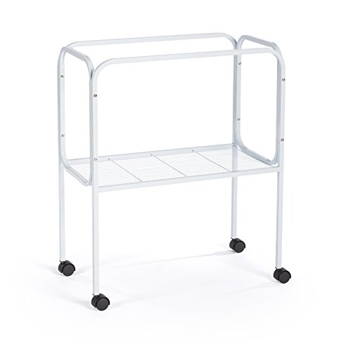 """Prevue Pet Products 447 Bird Cage Stand for 26"""" x 14"""" Base Flight"""