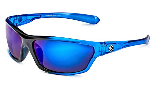 Polarized Wrap Around Sport Sunglasses for Men Women  UV400 Running Cycling Fishing Driving Sun Glasses