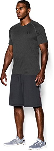 Under Armour Ua Tech Ss Tee Herren Fitness – T-Shirts & Tanks, Cbh/Hyg, XL - 5