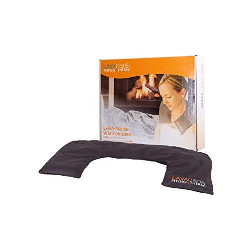 PHYSIOTHERM LAVA Nacken Wärmekissen • Wärmekissen für Nacken und Schulter zur Entspannung • Auch als Kühl-Kissen geeignet • Bezug aus Baumwollstoff