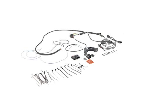 Mopar 82215896 Trailer Tow Wiring Harness Jeep Wrangler
