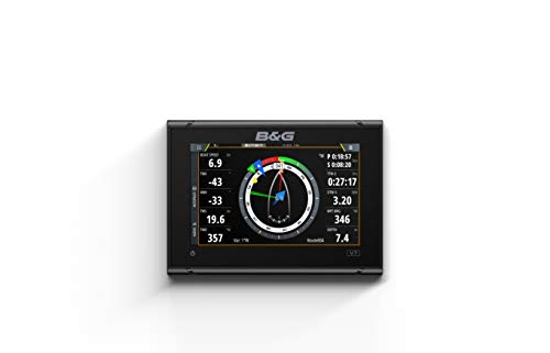 Lowest Prices! B&G Vulcan 7 Sailing Chartplotter and Multifunction Display - No Transducer Model