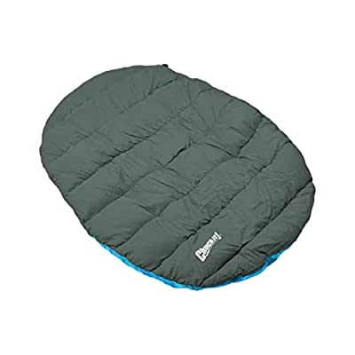 Chuckit! Travel Bed - Comfort on the Go - Blue/Gray - One Size