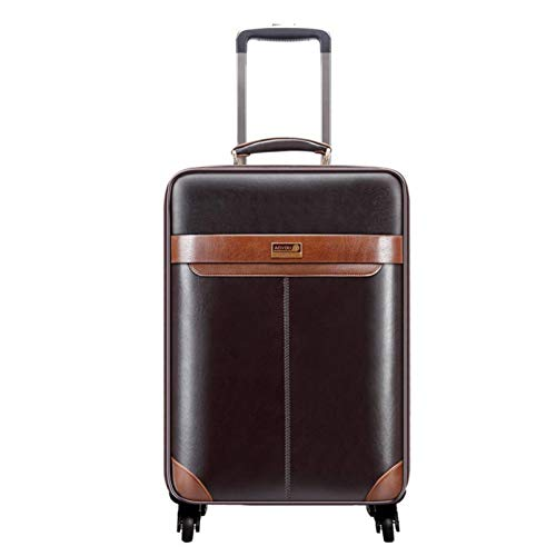 N-B Estuche de transporte de equipaje con equipaje de mano maleta maleta empresa trabajo equipaje viaje código caja