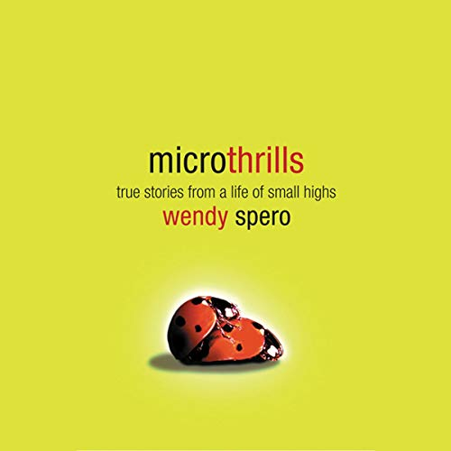 Microthrills audiobook cover art