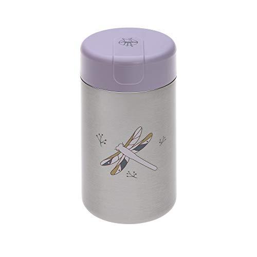 LÄSSIG Thermo Warmhaltebecher auslaufsicher 480 ml/Food Jar Big Adventure Dragonfly