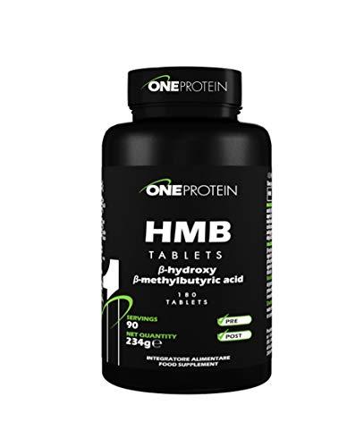 One Protein Integratore di Hmb in Compresse - 180 Compresse