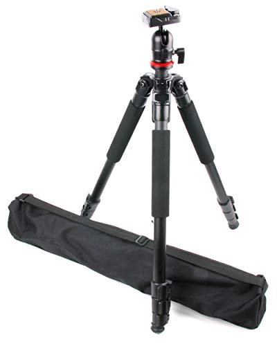 DURAGADGET Professional Tough Versatile Sturdy Tripod with Quick Release Plate Compatible with Phillips...