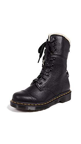 Dr. Martens Aimilita FL Black Aunt Sally 22694001, Boots, Schwarz, 42 EU