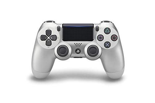 PlayStation 4 - DualShock 4 Wireless Controller, silber (2016)