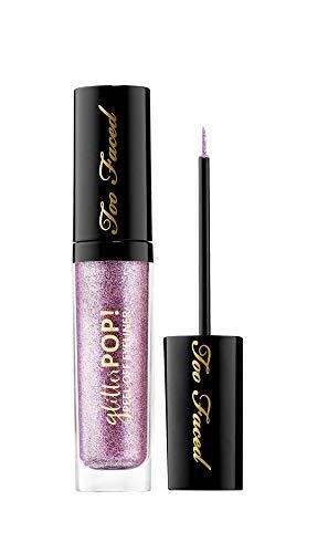 TOO FACED Glitter POP! Peel-Off Eyeliner - Fairy Queen - lilac glitter