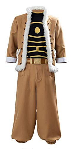 My Hero Academia Hawks Outfit Heroes Rising Cosplay Costume Brown