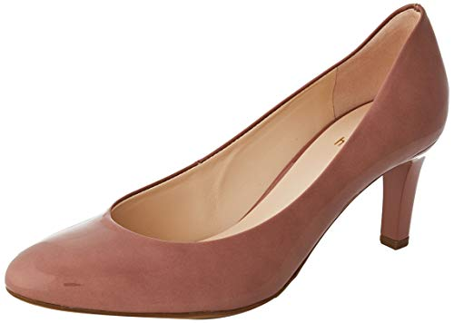 Högl Damen STUDIO 60 Pumps, Darkrose (9800), 38 EU