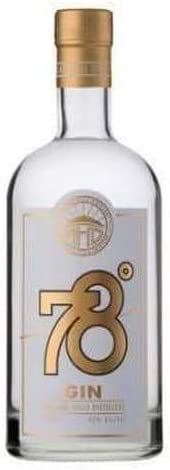 Adelaide Hills 78 Degrees Small Batch Gin, 700 ml