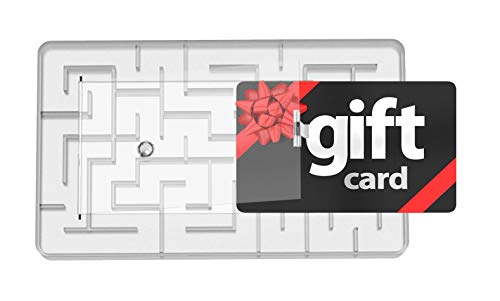 Gift Card Holder, Money Maze Puzzle Gift Card Box - Fun and Challenging for Kids and Adults