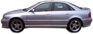 Extreme Dimensions Duraflex Replacement for 1996-2001 Audi A4 S4 B5 AG-S Side Skirts Rocker Panels - 2 Piece