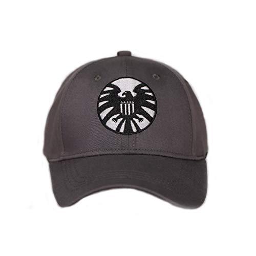 Captain Carol Hat Shield Logo Co...