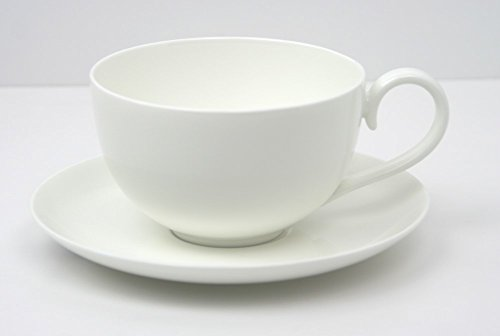Villeroy & Boch 18cm Royal Untertasse Kaffee Tasse, weiß