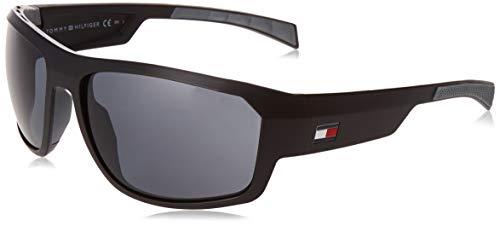 Tommy Hilfiger TH 1722/S gafas de sol, BLRUTDKGR, 61 para Hombre
