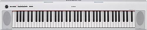 Yamaha SNP32WH Tastiera, 76 Tasti, Bianco