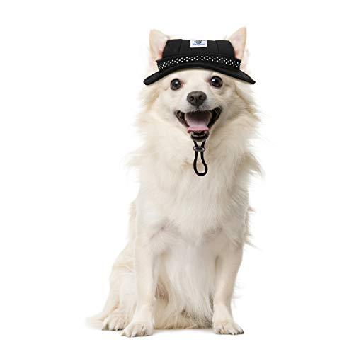 Vavopaw Mascota Perro del Casquillo Sombrero de la Princesa con Cinturón Gorra...
