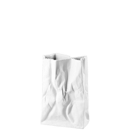 Rosenthal - Studio line - Do not Litter Tütenvase/Blumenvase - Porzellan - Höhe 18 cm