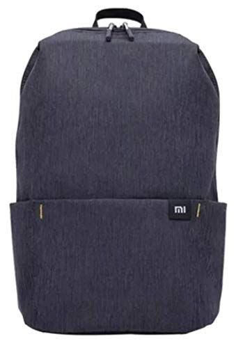 Mochila casual daypack Xiaomi, 10L, Poliéster, Resistente a água, 340x225x130mm, Preto