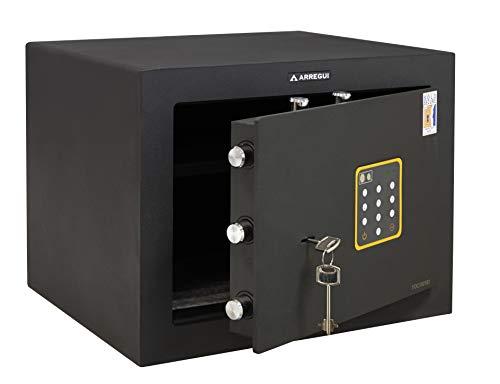 Arregui Safe mit Widerstandsklasse 0, elektrisch und mit Schlüssel