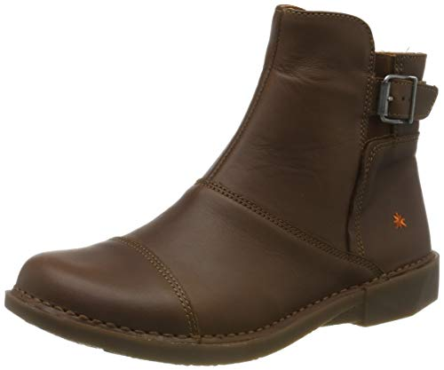 art Damen 0917 Grass Bergen Kurzschaft Stiefel, Braun (Brown Brown), 41 EU