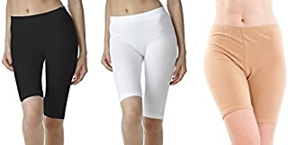 Rooliums Women'S Black Shorts(Rooliumsshorts-P3-119_Black_Free Size)