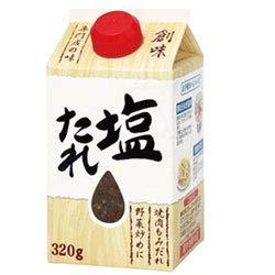創味食品 創味 塩たれ 320g紙パック×6本入×(2ケース)