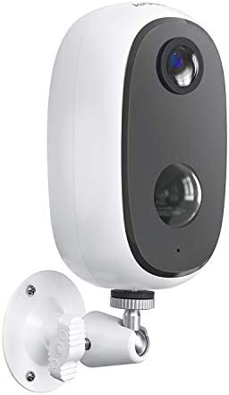 Wireless Security Camera Outdoor Battery Powered WiFi Camera Rechargeable Outside Cam System product image
