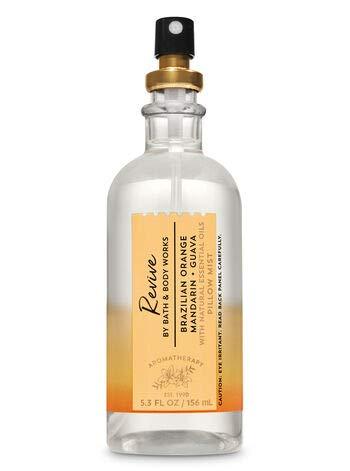 Bath and Body Works Aromatherapy Revive Brazilian Orange Guava Pillow Mist...