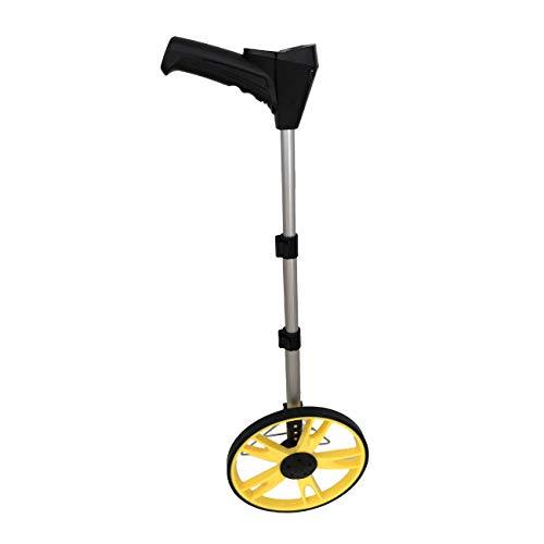 Digital Distance Measuring Wheel, Distance Measuring Wheel Tape With Digital LCD Display Measuring Tools for Surveyor Builders Workers