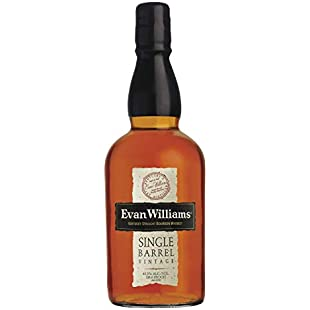 Evan Williams Single Barrel Vintage Bourbon 70cl