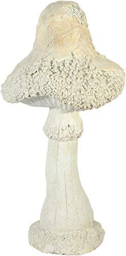 Décoration figure d'hiver champignon - noel, animal, scintiller