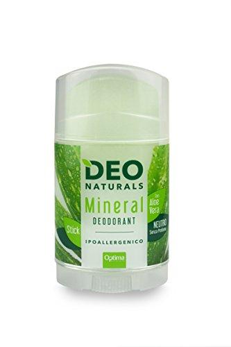 Optima Deodorant stick Aloe Vera 100 g, prijs / 100 gr: 8,95 EUR