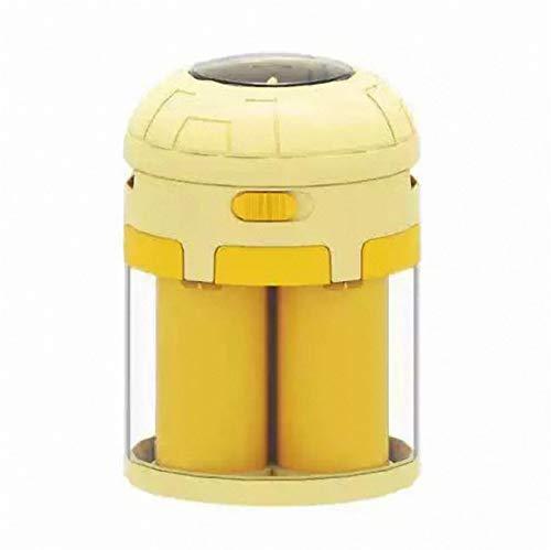 Lámpara de agua salada, linternas de linterna LED para camping Equipo de acampada, Ajuste de tercera marcha, también se puede utilizar como luz nocturna