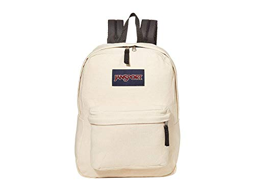 JanSport Superbreak Natural Canvas One Size