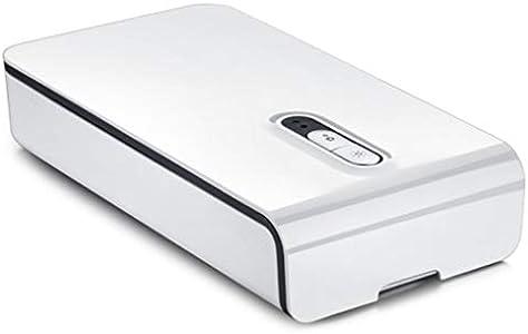 Esterilizadores ultravioleta Esterilizador Esterilizador de rayos UV para teléfonos móviles, limpiador multifunción, carga USB, adecuado para teléfonos móviles, relojes, ropa interior, ropa interior y