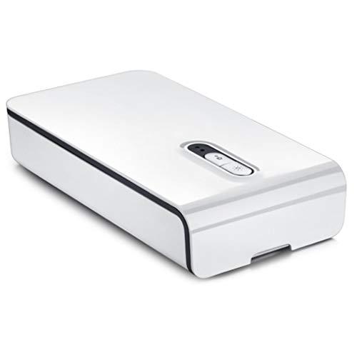 Stérilisateurs électriques Stérilisateur UV pour téléphones mobiles, recharge USB pour nettoyant multifonctions, adapté aux téléphones portables, montres, sous-vêtements, sous-vêtements et autres peti