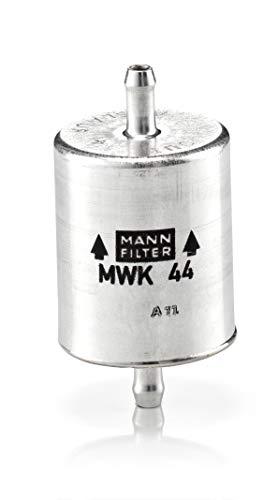 MANN-FILTER MWK 44 Original Filtro de Combustible, Para Motocicletas