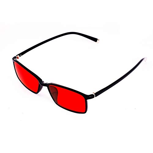 Farbenblind-Gläser für Männer Rot Grün Farbenblindheit Korrekturbrillen Sowohl Außen- und Innenbereich,Fullframe