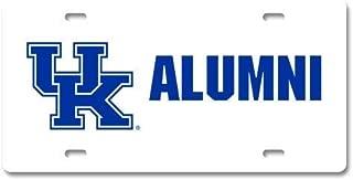 JAYMAC University of Kentucky UK Alumni License Plate