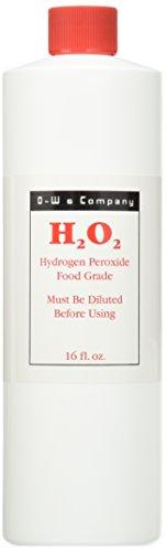 O. W. Bionics 12 Percent Hydrogen Peroxide, 16 Ounce