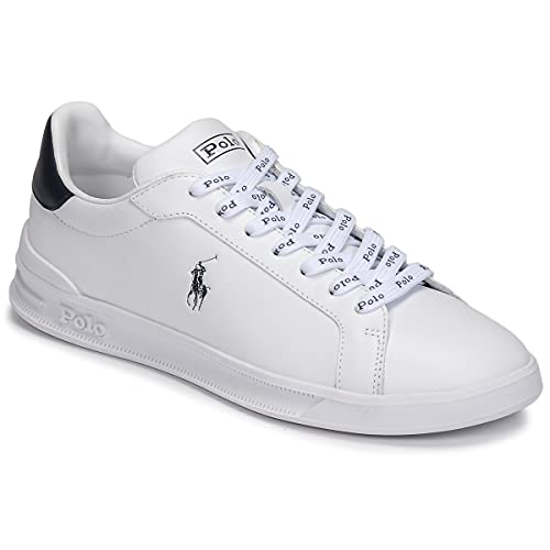 Polo Ralph Lauren Y Nappa Leather White 809829824003