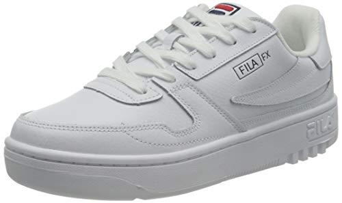 FILA FXVentuno L men zapatilla Hombre, blanco (White), 41 EU