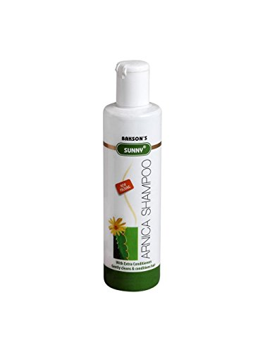 baksons Sunny Arnica Shampoo With Extra Conditioners 250Ml