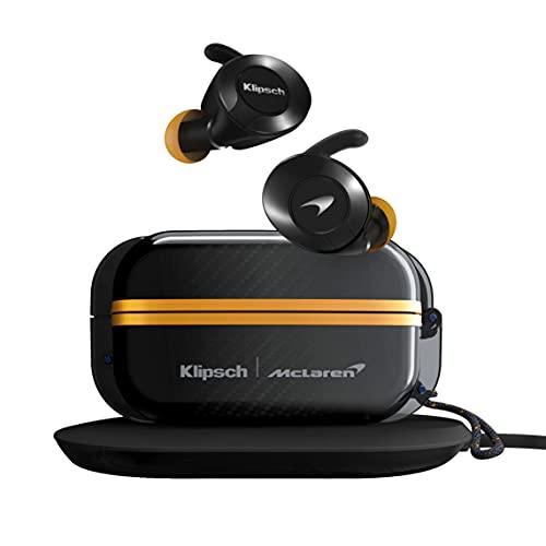 Klipsch T5 II True Wireless Sport Earphones McLaren Edition